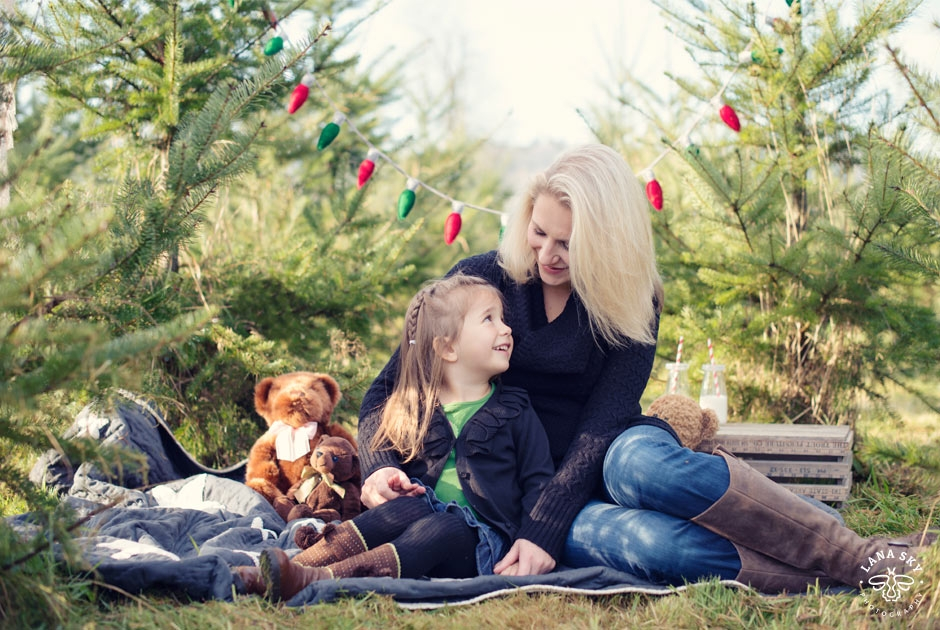 Seattle Christmas Tree Farm