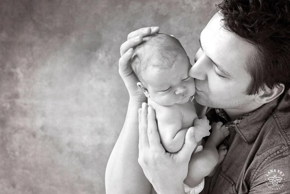 Newborn Sweetness - Seattle, Bellevue Newborn Photography