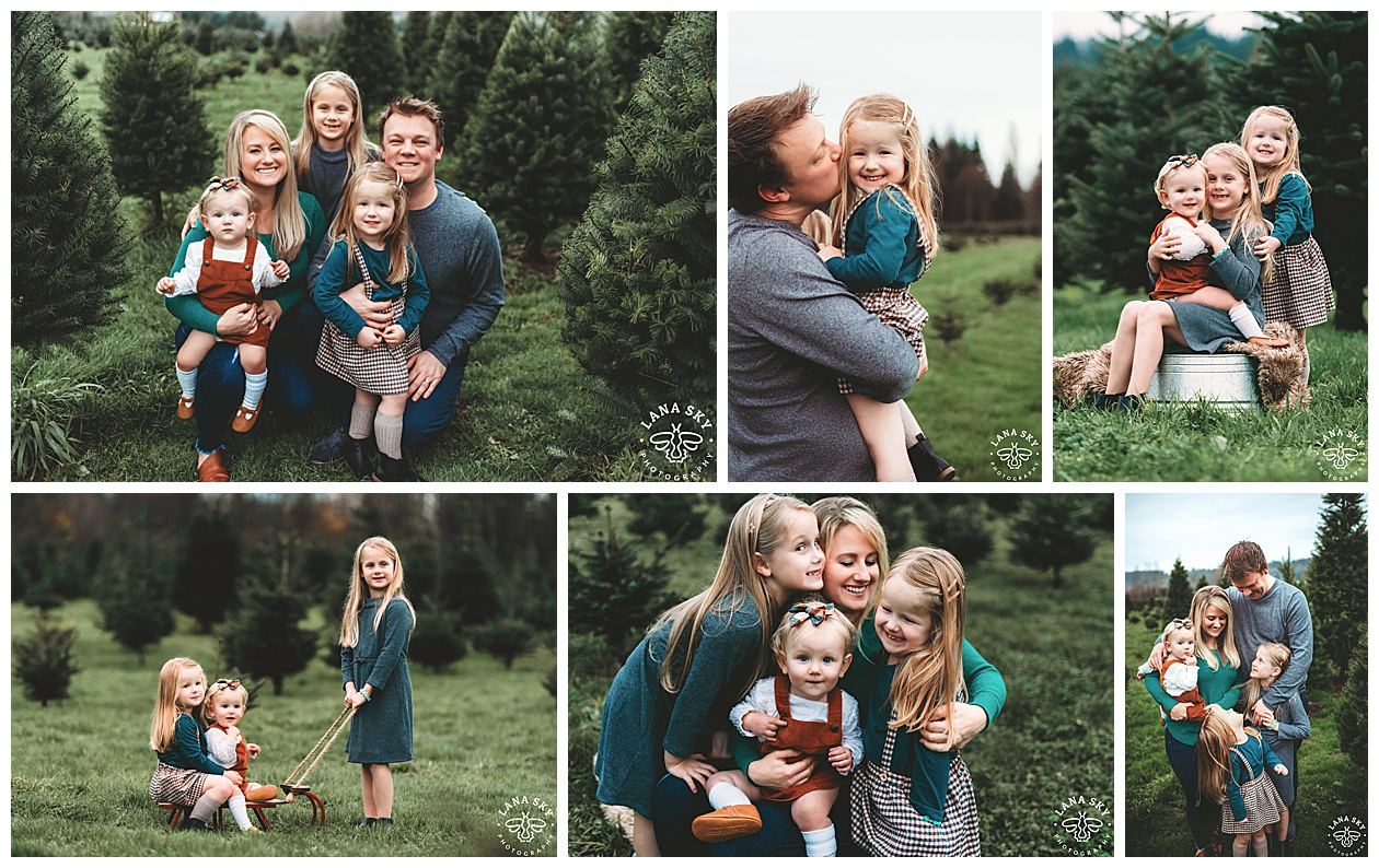 Book Your Holiday Mini Session Seattle Family Photographer